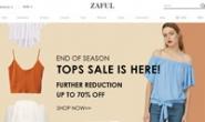 香港时尚女装购物网站:ZAFUL