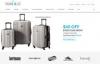 新秀丽的子网站:JS Trunk & Co