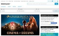 Ticketmaster奥地利票务网站:购买音乐会和体育等门票
