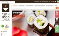 荷兰亚洲美食爱好者购物网站:Asian Food Lovers