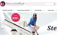 法国美发器材和产品购物网站:Beauty Coiffure