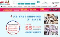 床上用品全球在线购物:BeddingInn