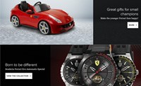 法拉利官方商品在线购物:Ferrari Store (US)