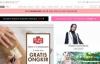 印尼穆斯林时尚购物网站:Hijabenka