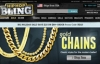 美国嘻哈首饰购物网站:Hip Hop Bling