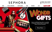 SEPHORA新西兰官方网站:购买化妆品和护肤品