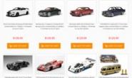 压铸汽车模型收藏家:Diecastmodelswholesale.com