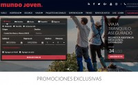墨西哥世界青年旅行社:Mundo Joven