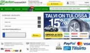 芬兰汽车配件商店:Autonvaraosat24