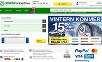 瑞典领先的汽车零部件网上零售商:bildelaronline24.se