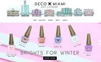 美国指甲油品牌:Deco Miami