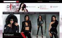 西班牙前卫时尚服装店:Diva Zapatos