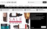 欧洲最大的美妆零售网站:Feelunique