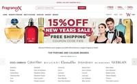 美国最大的香水折扣店:FragranceX.com