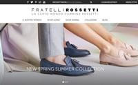 意大利奢华皮鞋品牌:Fratelli Rossetti