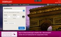 Hotels.com瑞士:全球酒店预订网站