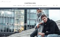 德国Kapten & Son手表官方网店:锚标志⚓