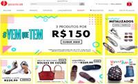 巴西网上鞋店:Passarela.com
