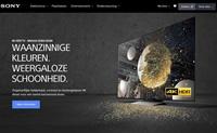 索尼荷兰网站:Sony Nederland