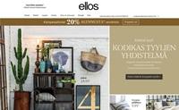 Ellos芬兰:北欧国家最大的在线商店之一