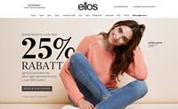 挪威综合购物网站:Ellos挪威
