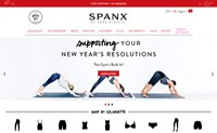 Spanx塑身衣官网:美国知名内衣品牌