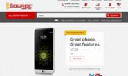 加拿大消费电子和手机购物网站:The Source