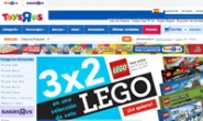玩具反斗城西班牙网上商城:ToysRUs西班牙