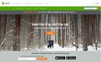 世界上最大的汽车共享网站:Zipcar