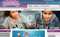 荷兰童装特卖网站:Amazing kids