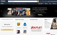 亚马逊法国站:Amazon.fr