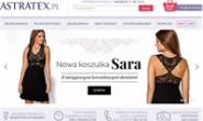 波兰品牌内衣及泳装网上商店:Astratex.pl