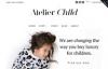 澳洲时尚童装品牌:Atelier Child