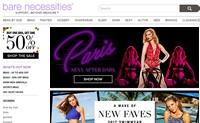 购买200个世界上最好的内衣品牌:Bare Necessities