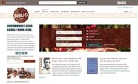 稀有和绝版书籍:Biblio.com