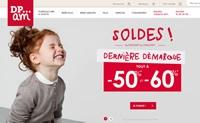 法国童装网站:DPAM