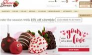 草莓巧克力:Shari's Berries