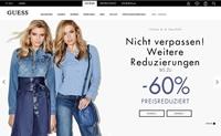 GUESS德国官网:美国牛仔服装品牌