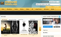世界领先的电影票务网站:MovieTickets.com