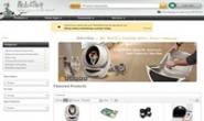 机器人商店:RobotShop