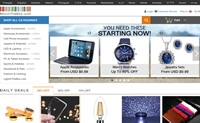 中国电子产品外贸网站:MiniIntheBox