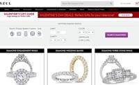 美国在线珠宝商店:SZUL