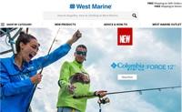 美国钓鱼和划船用品连锁店:West Marine