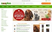西班牙在线宠物商店:zooplus.es