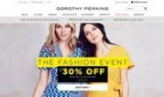 英国最大的女性服装零售商:Dorothy Perkins