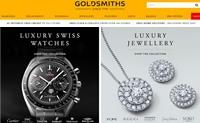 英国最大的高品质珠宝和手表专家:Goldsmiths