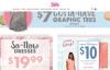美国女孩服装购物网站:Justice
