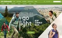Kathmandu英国网站:新西兰户外运动品牌