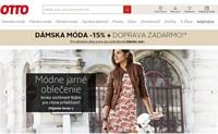 OTTO斯洛伐克网上商店:时尚、家居和装饰