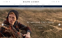 Ralph lauren拉夫劳伦官网:带有浓郁美国气息的高品味时装品牌